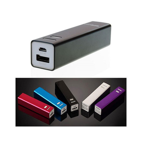 i-POWER 3300mAh Ultra-Capacity USB Power Bank - Assorted Colors