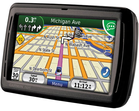 "z sold out Garmin nuvi 285WT 4.3"" Portable GPS w/Text To Speech"