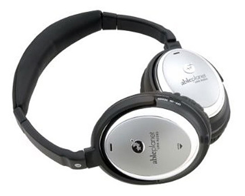 Able Planet NC500SC Sound Clarity Noise Canceling Headphones