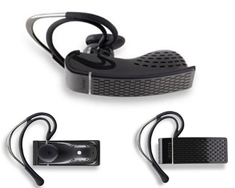 Jawbone 1 Black Bluetooth Headset - OEM - eliminates noise , aut
