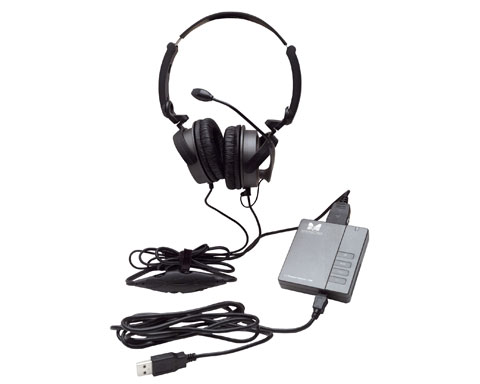 Manhattan 173735 5.1 CINEMA HEADSET/MIC/USB Sound CARD