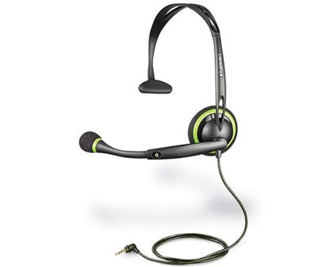 Plantronics GameComX10 GameCom XBOX Headset - 72481-01