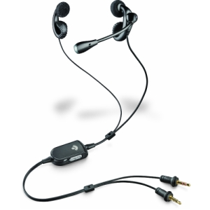 PLANTRONICS PC IN EAR HEADSET STEREO LIGHTWEIGHT GAMING .AUDIO 4