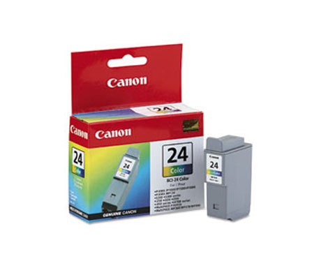 Canon 24 Color Ink Cartridge compatible with I250 MP130 F20 S200