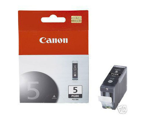 Canon PGBK 5 Black Cartridge compatible /w PXIMA MP500