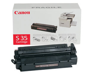 Canon S35 Laser Toner Cartridge for Fax , FaxPhone , ImageCLASS