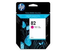 HP 82 Magenta Ink Cartridge (69 ml)