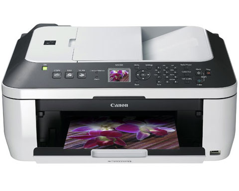 Z SOLD OUT Canon PIXMA MX330 Office All-In-One Color Inkjet Prin