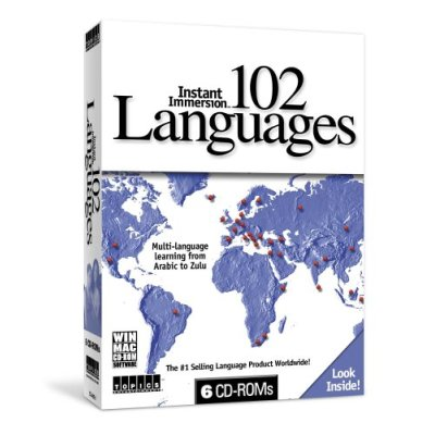 Instant Immersion 102 Languages