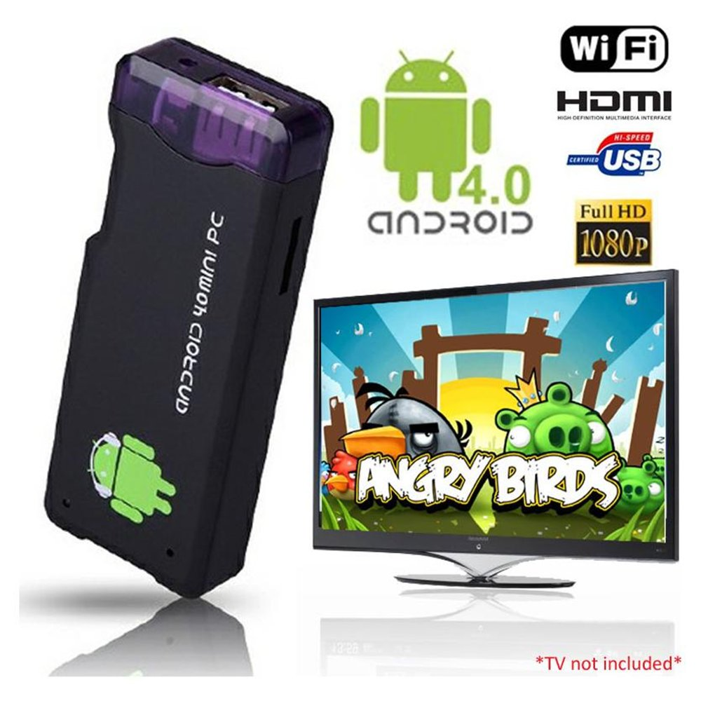 Dual-Core Android 4.1.1 Google TV Player w/ 1GB RAM / 8GB ROM /