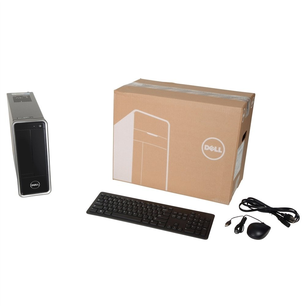 1 DELL Desktop PC i3647-1846BLK Celeron G1840 (2.80GHz) 4GB DDR3