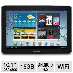 z Samsung Galaxy Tab 2 10.1 Tablet Android 4.0  Store PickUp $39