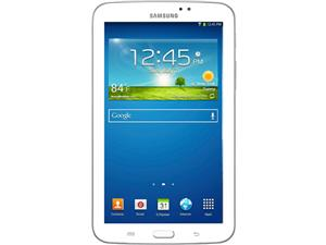 "Samsung Galaxy Tab 3 7"" 8GB Wi-Fi Tablet featuring Android 4.1 -"