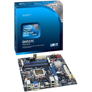 Intel BOXDH55TC LGA 1156 Intel H55 HDMI Micro ATX Intel Motherbo