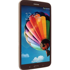 "Samsung Galaxy Tab 3 Internet Tablet - Android 4.2 OS, 10.1"" Tou"